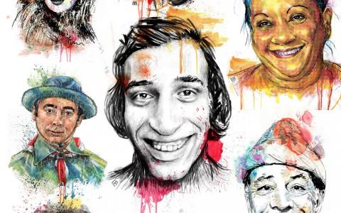 turk-sinemasi-yesilcam-illustrasyon