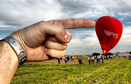 ucan-balon-fotografta-perspektif