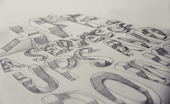 Muhteşem 3 Boyutlu Karakalem çizimleri Genç Grafiker