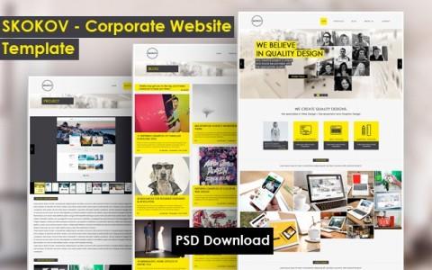 ucretsiz-site-tasarimi-psd-1