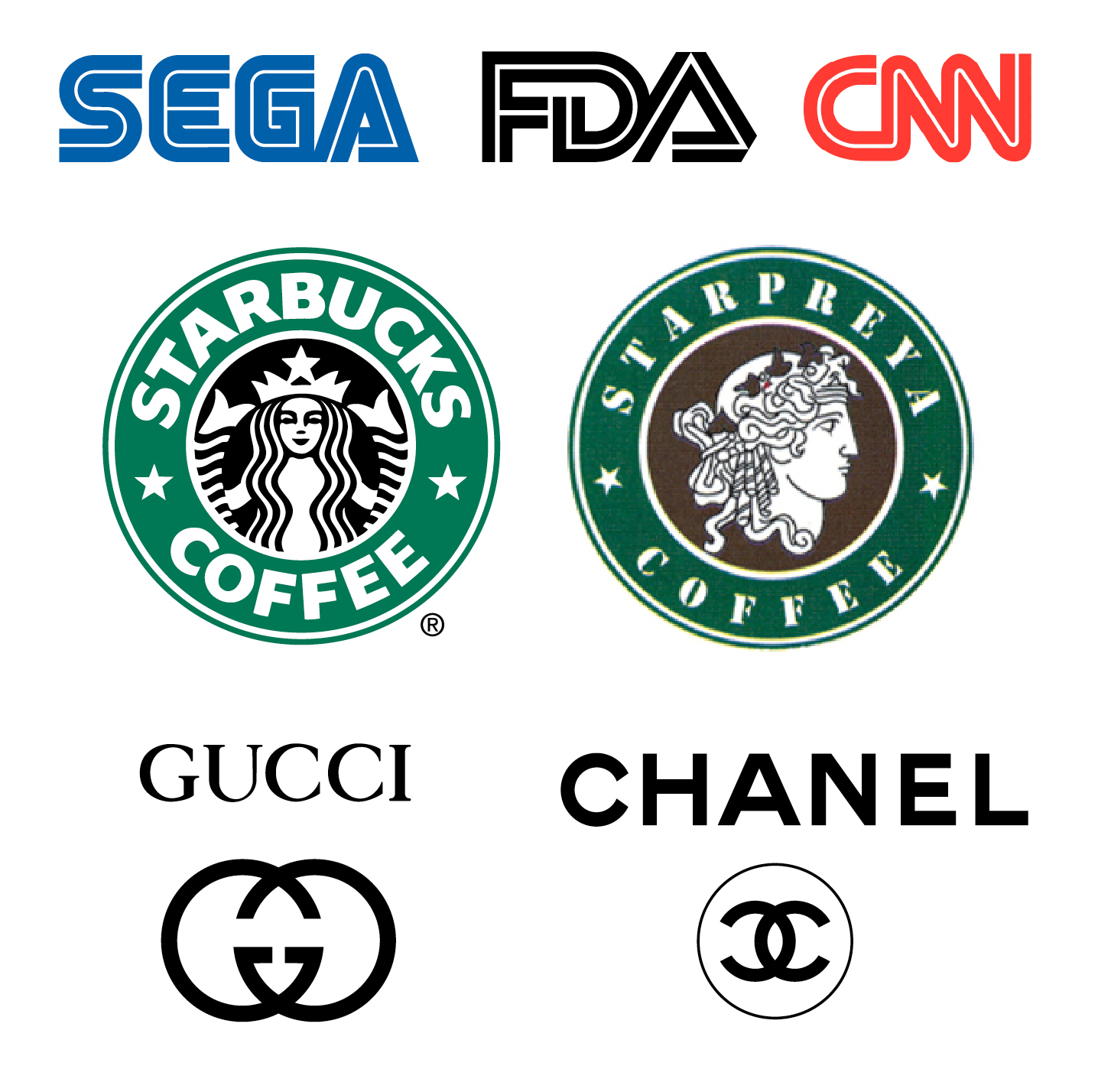 Logo-Similar-Brand-logos