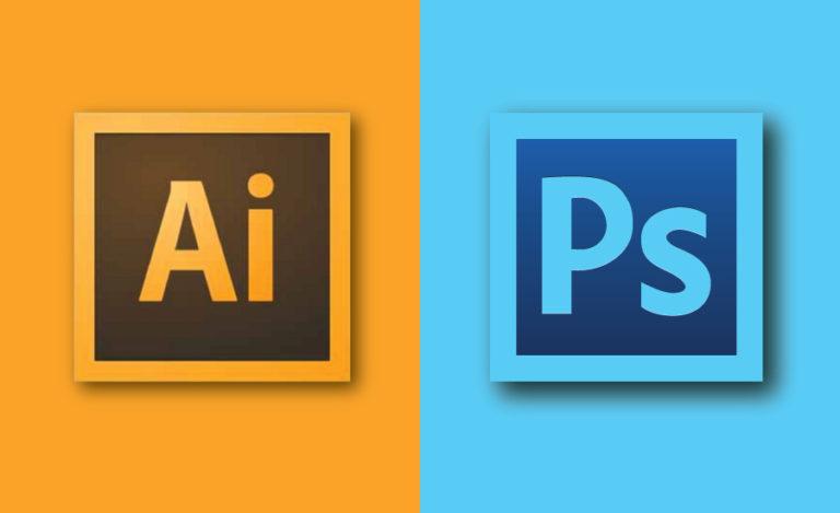 Photoshop Ve İllustrator Farkları
